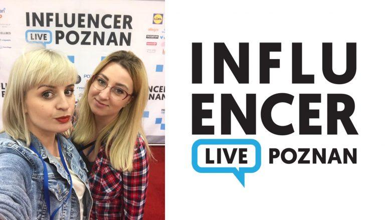 influencer live poznań - relacja
