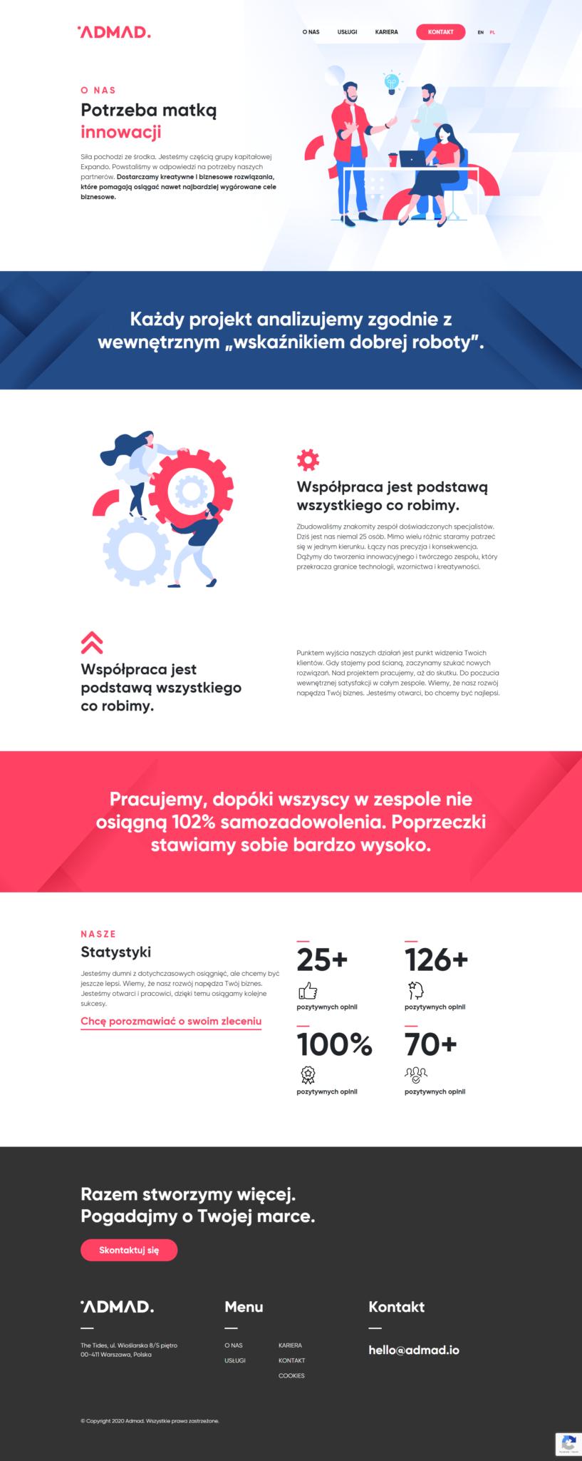 copywriting branża it - portfolio